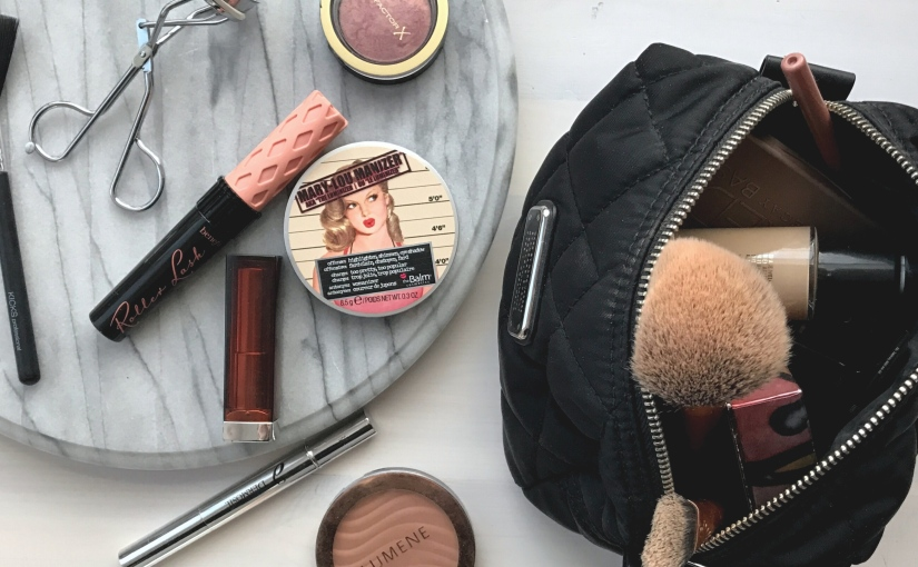 What's in my makeup bag?