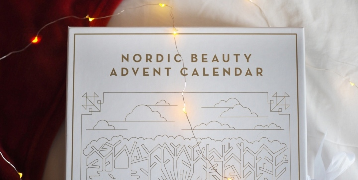 Let's admire my beauty advent calendar