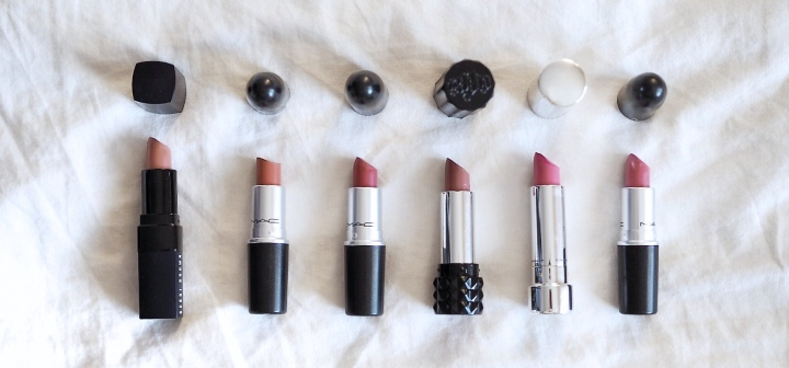 Four lipsticks I couldn't live without